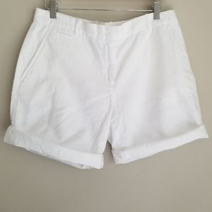 Khakis by Gap boyfriend rool up shorts